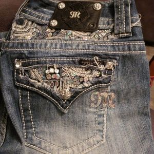 Jeans - Miss me length 31